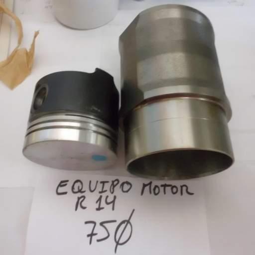 Equipo motor Renault 14 [0]