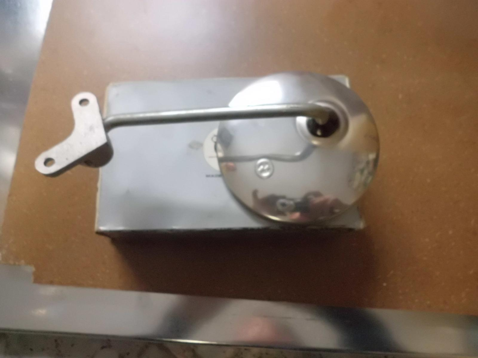 Espejo Alfa Cromado Metalico
