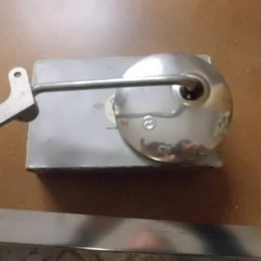 Espejo Alfa Cromado Metalico [0]