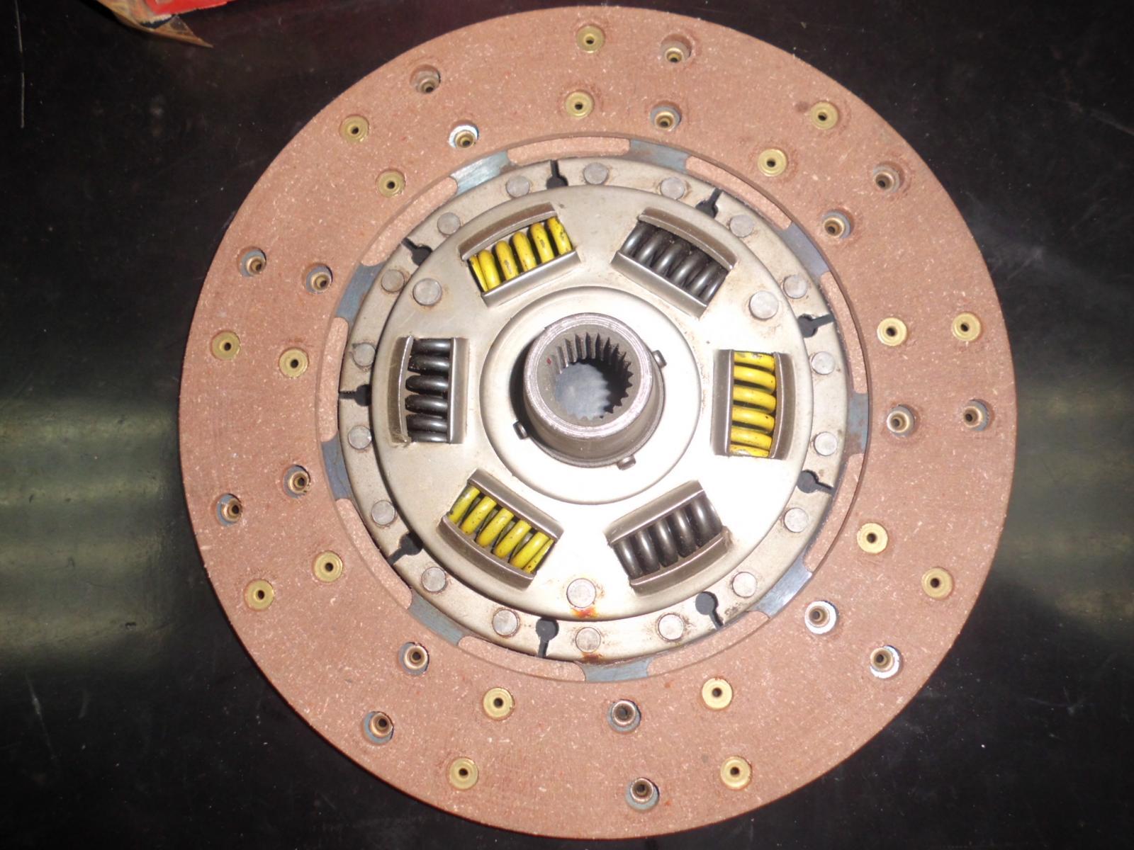 Disco de embrague de Barreiros C24 y Saeta 15 y 24