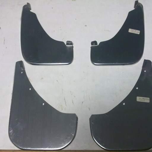 Faldillas metálicas de Ford Fiesta MK1 [0]