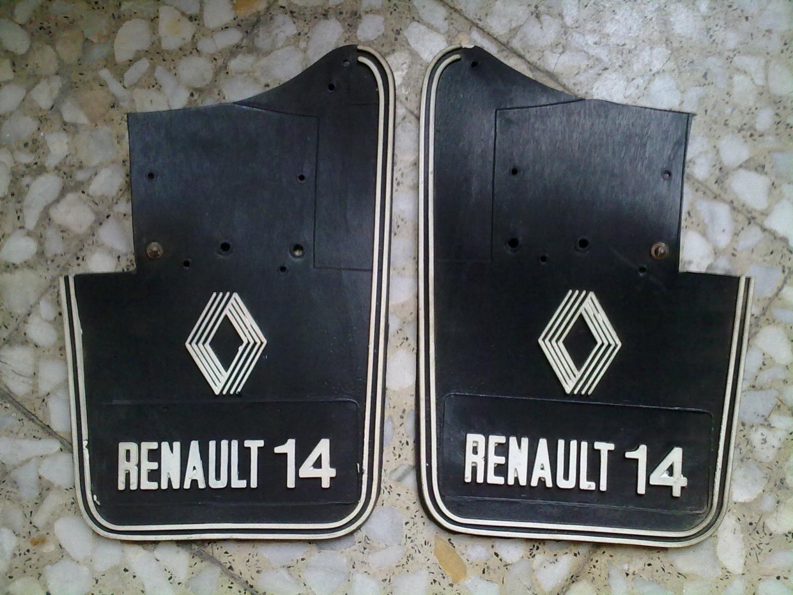 Faldillas de Renault 14