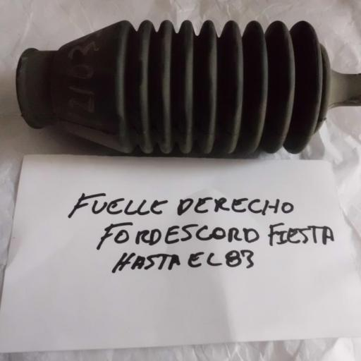 FUELLE DIRECCION DERECHO FORD FIESTA