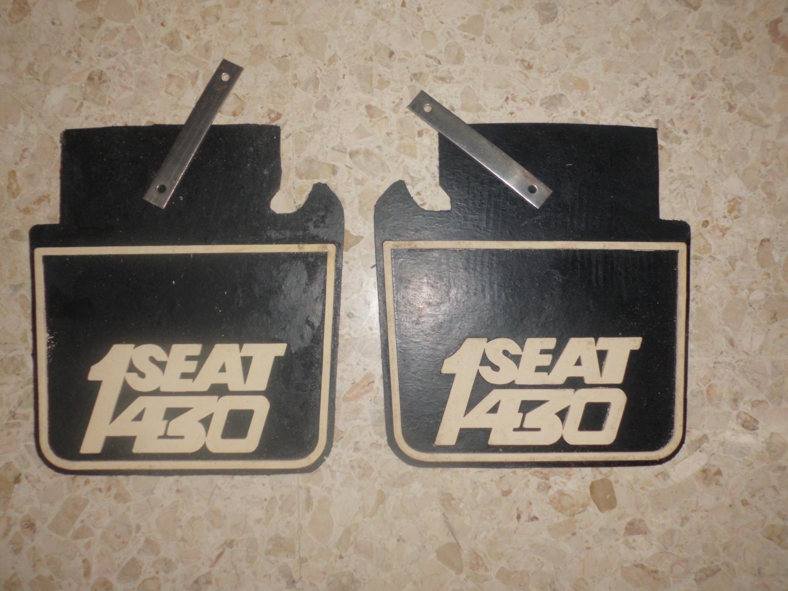 Faldillas traseras de Seat 124-1430