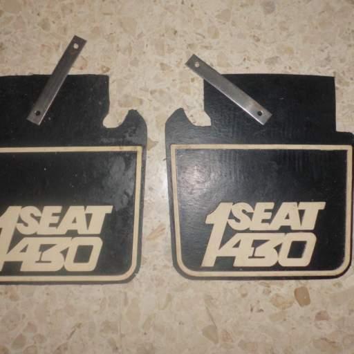 Faldillas traseras de Seat 124-1430 [0]