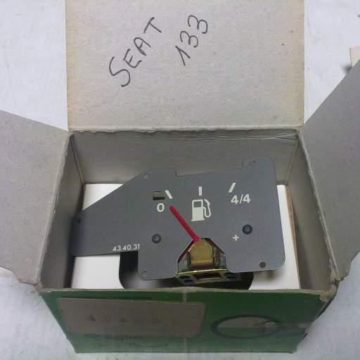 Marcador de gasolina de Seat 133 [0]