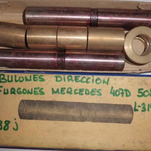JG.BURLONES DIRECION MERCEDES 407D 508D 319D