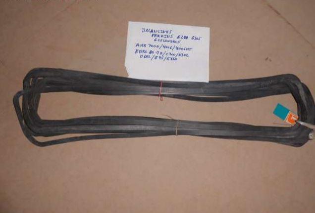 Junta de los balancines de perkins 6288 y 6235 6 cilindros, Avia 7000, 4006, 4006 MT, Ebro 60-70, C700, D702, D602, E95, E110