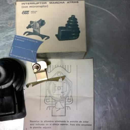 Kit de marcha atrás de Seat 850 y Seat 850 Coupe [0]