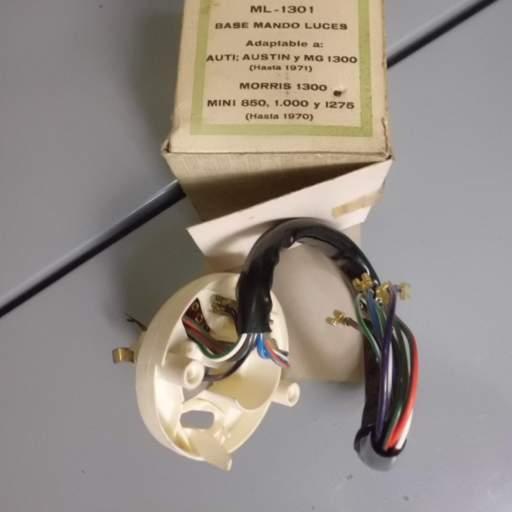 Base conmutador de luces Austin, MG, Morris y Mini [0]