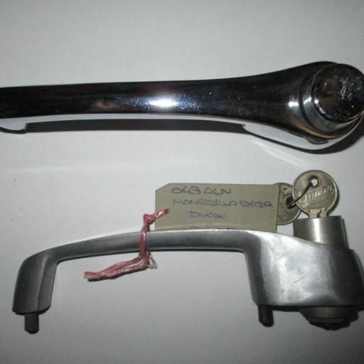 MANECILLA  EXTERIOR DKW