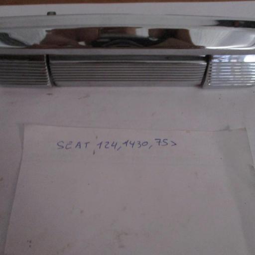 MANECILLA EXTERIOR TRASERA SEAT 124 Y 1430