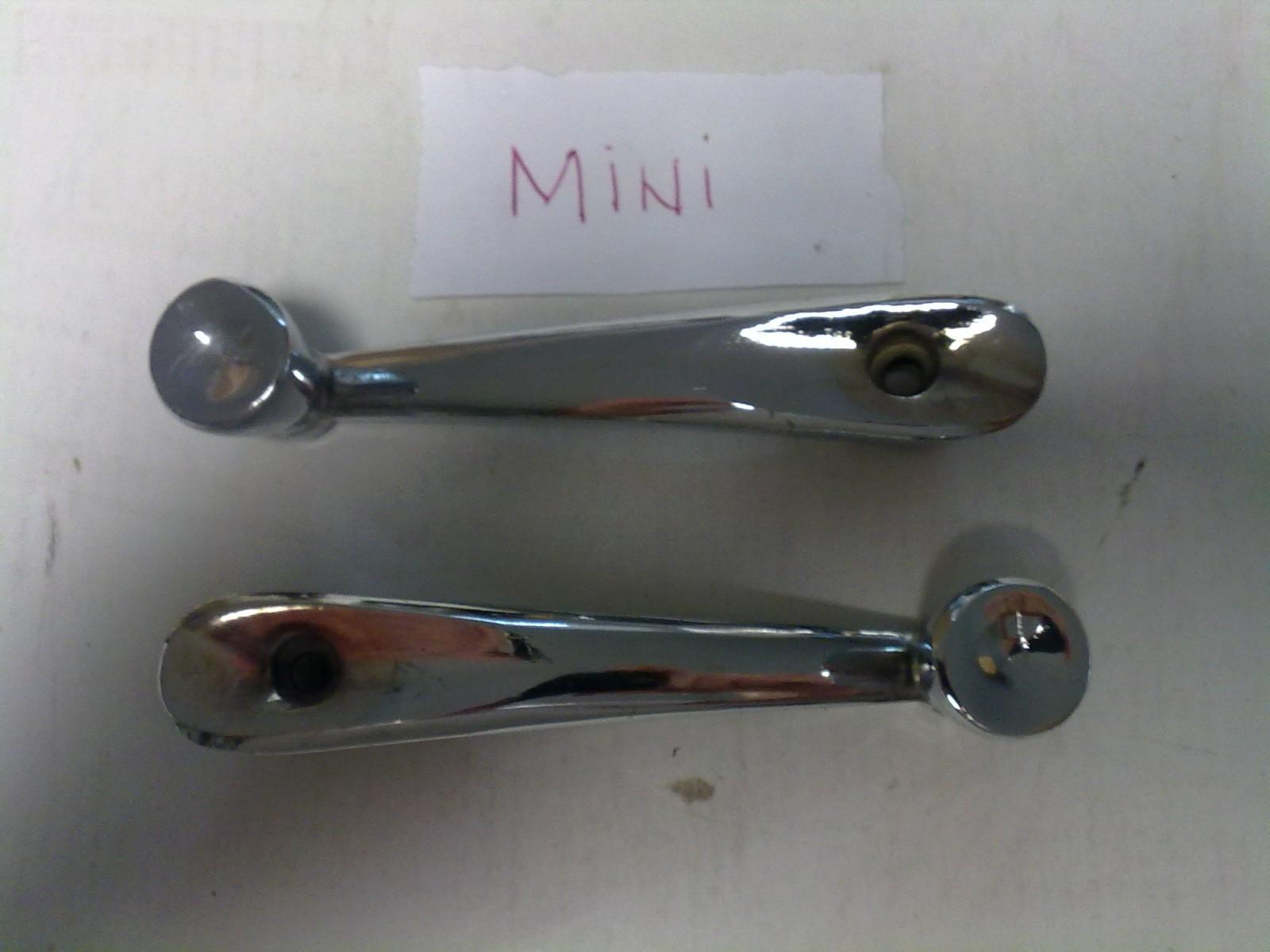 Manecilla elevalunas de Mini