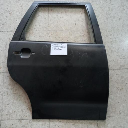 PANEL PUERTA TRASERO DERECHO SEAT IBIZA Y CORDOBA DEL 93 AL 2001