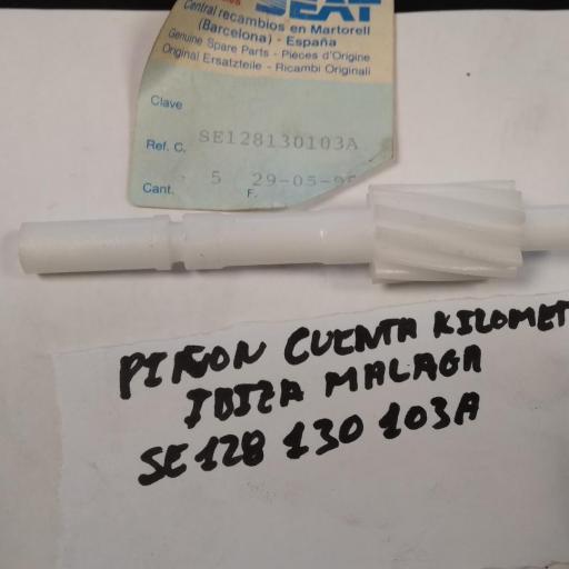 PIÑON CUENTA KILOMETROS SEAT IIBIZA MALAGA