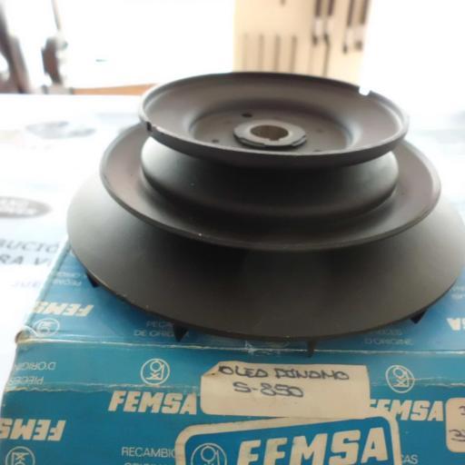 POLEA DINAMO SEAT 850