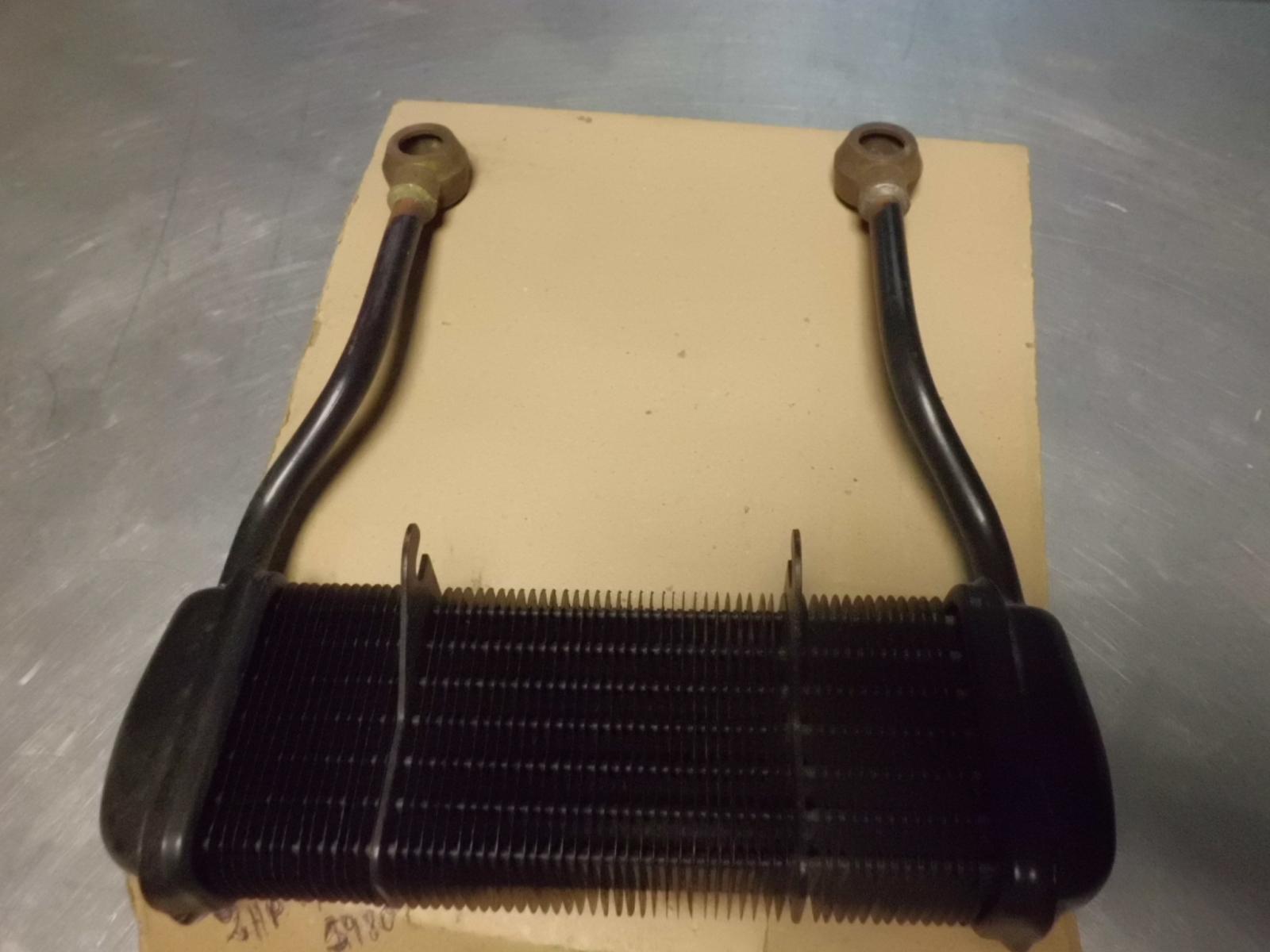 Radiador de aceite de Citroen 2HP
