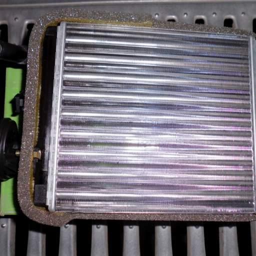 Radiador de Calefacción Seat Panda [0]