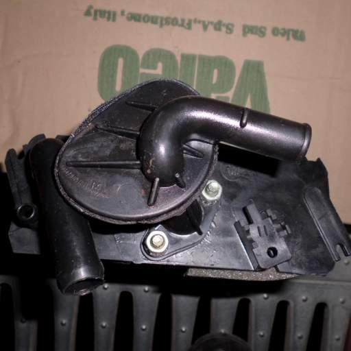 Radiador Calefacción Fiat Ducato [1]