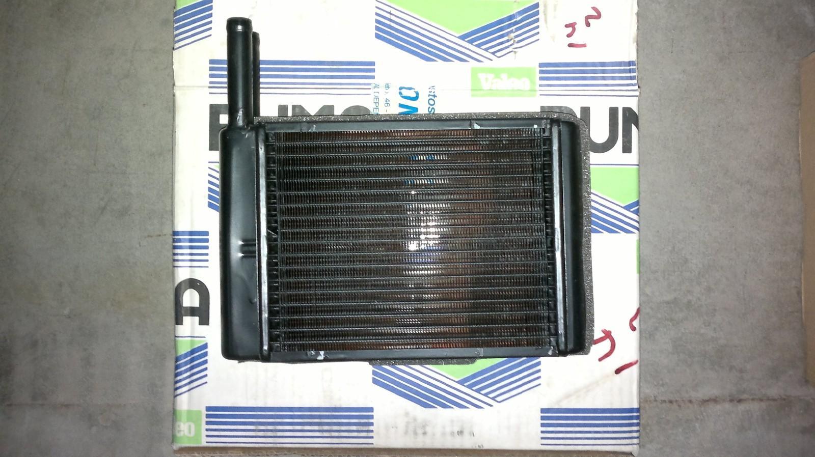 Radiador calefacción Ford Fiesta MK2