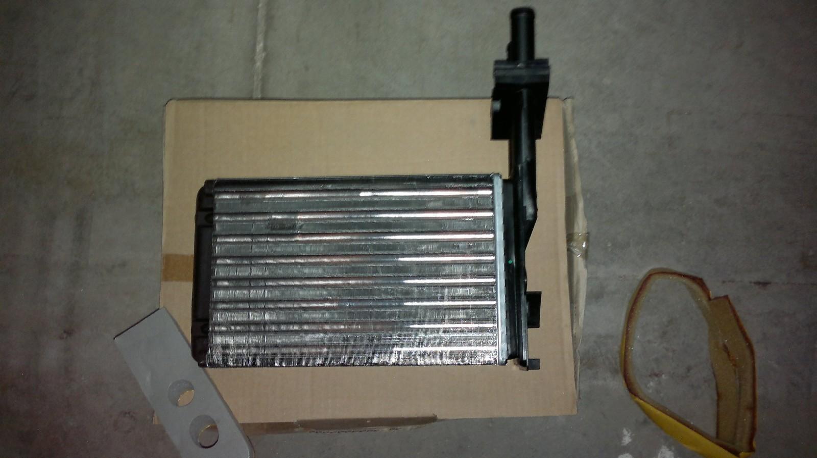 Radiador de Calefacción Renault 21