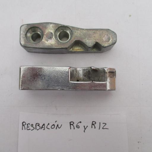 RESBALON DERECHO RENAULT 6 Y 12
