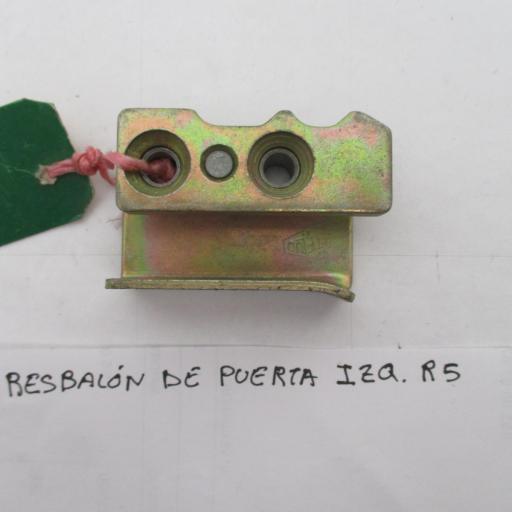 RESBALON PUERTA IZQUIERDO RENAULT 5