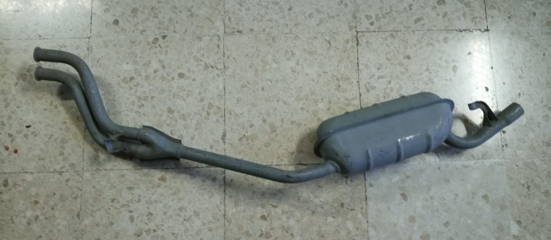 SILENCIOSO TRASERO SEAT PANDA 45