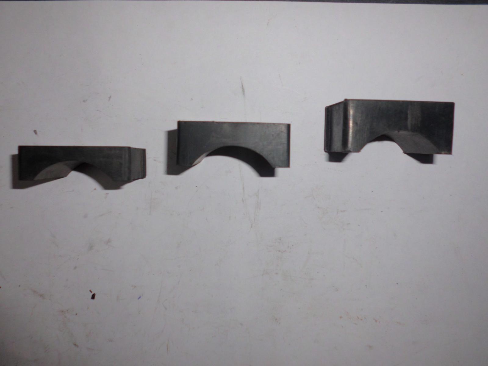 Soportes elásticos de Citroen 2CV