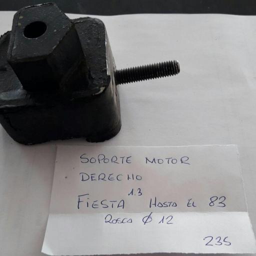 SOPORTE MOTOR DERECHO FIESTA MK1 1.3