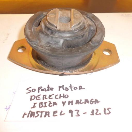 SOPORTE MOTOR DERECHO IBIZA Y MALAGA 1.2 Y 1.5 [0]