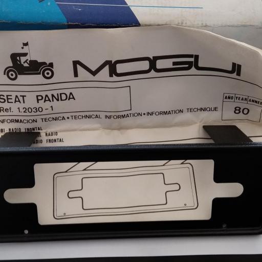 SOPORTE RADIO SEAT PANDA