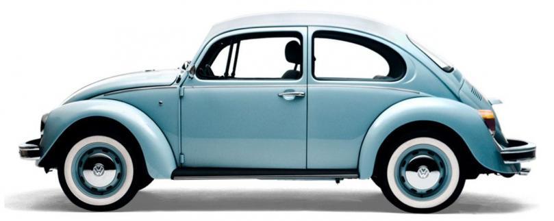 Volkswagen beetle o Escarabajo