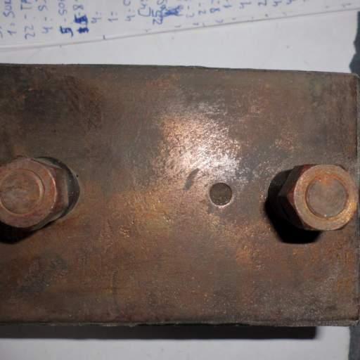 Soporte suspensión motor Austin A100