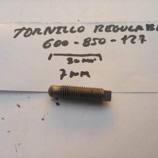 TORNILLO REGULABLE SEAT 600 850 Y127