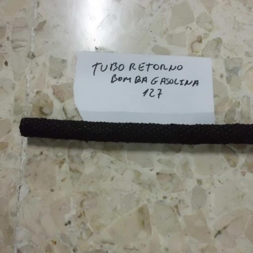 TUBO RETORNO BOMBA GASOLINA SEAT 127