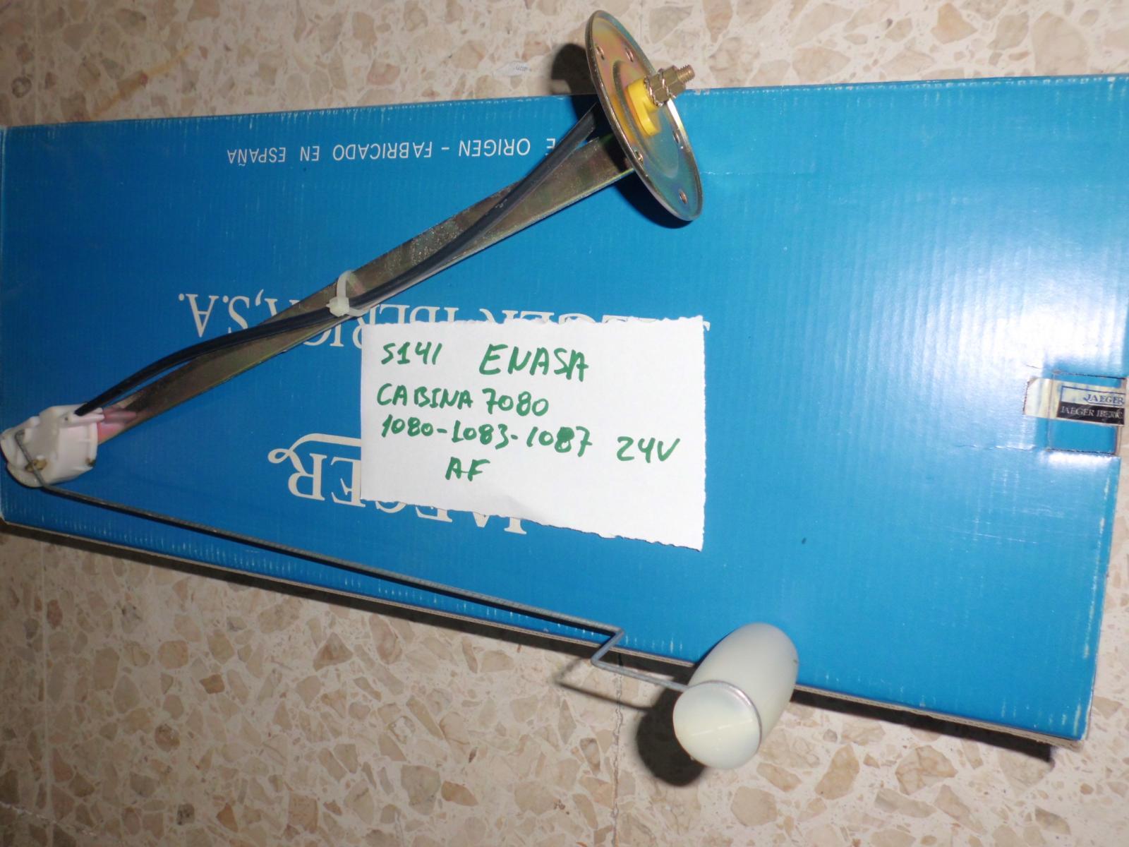 Aforador Pegaso Enasa cabina 7080 en 24v
