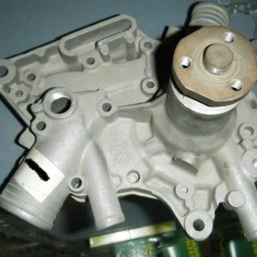 Bomba de agua de Renault 4, Renault 5 y Renault 6 con motores 1100cc [0]