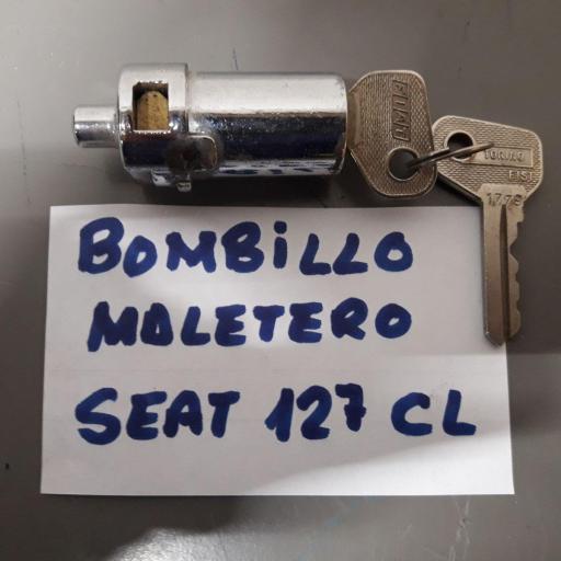 bombillo maletero seat 127 cl