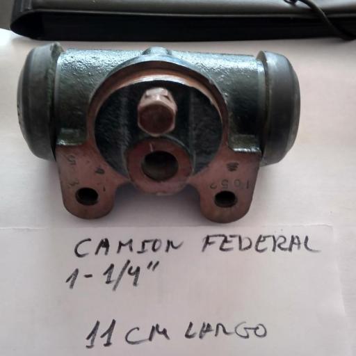 BOMBIN FRENOS CAMION FEDERAL