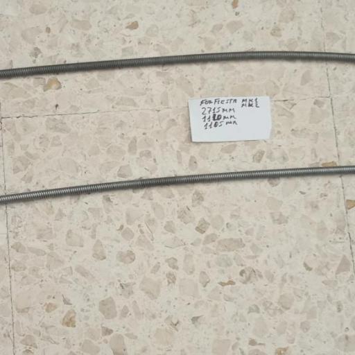 cable freno mano ford fiesta mk1 mk2