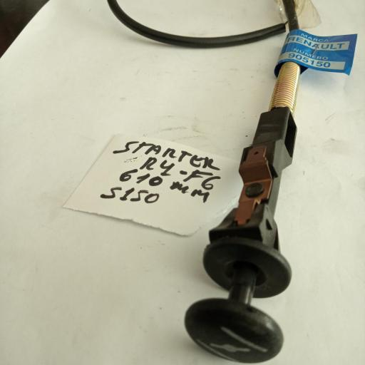 CABLE STARTER RENAULT 4 F6