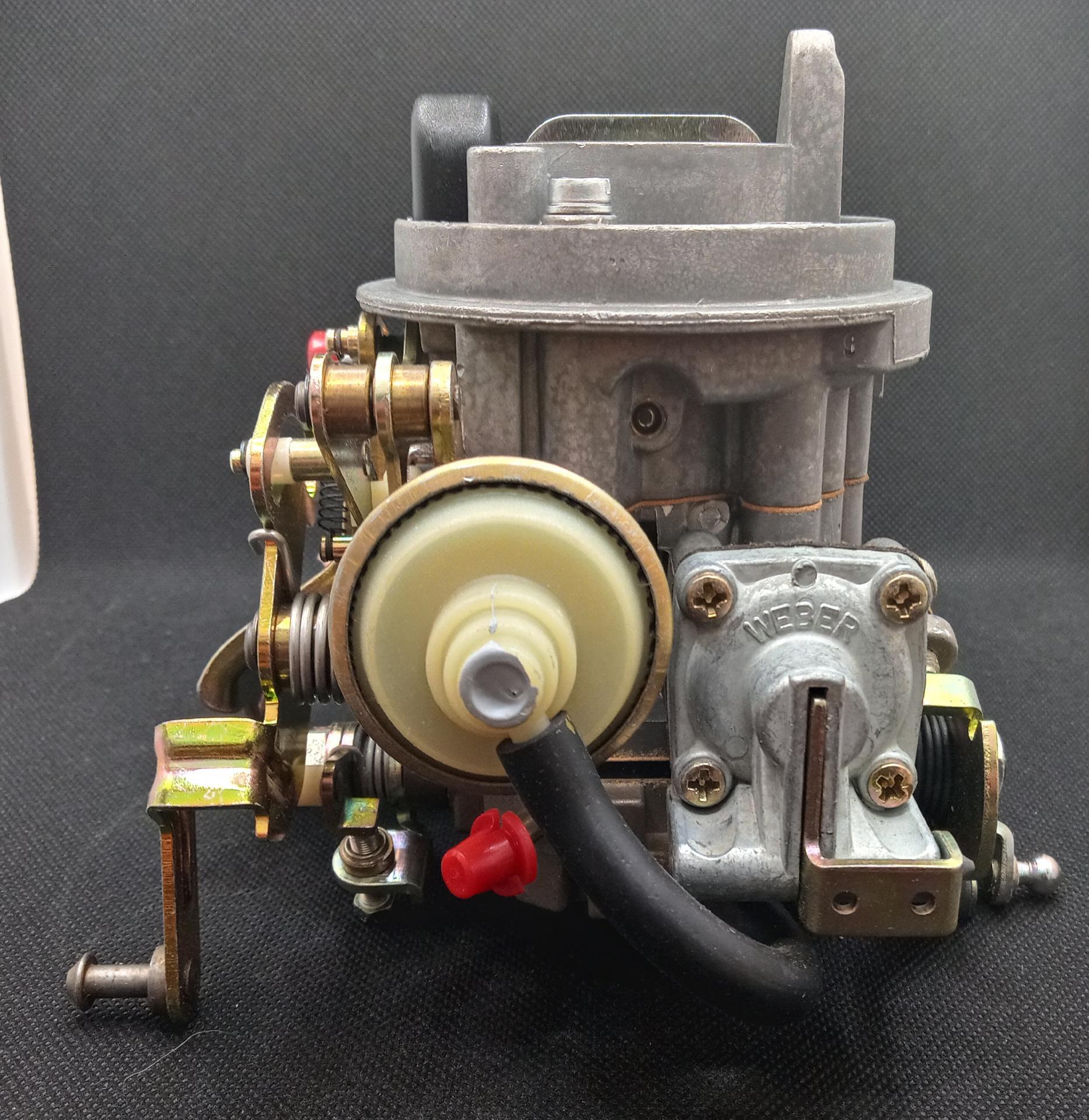 Carburador de Ford Fiesta 1.0