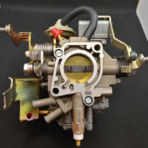 Carburador de Ford Fiesta 1.0 [2]
