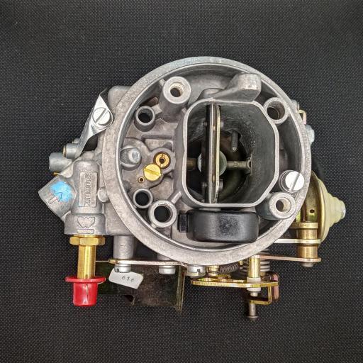 Carburador de Ford Fiesta 1.0 [3]