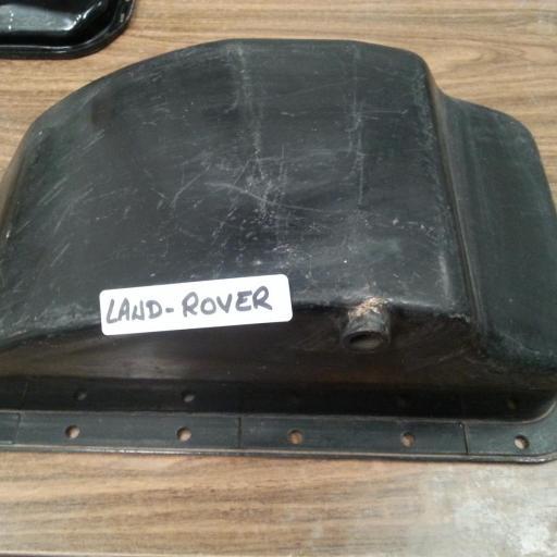 CARTER ACEITE LAND ROVER