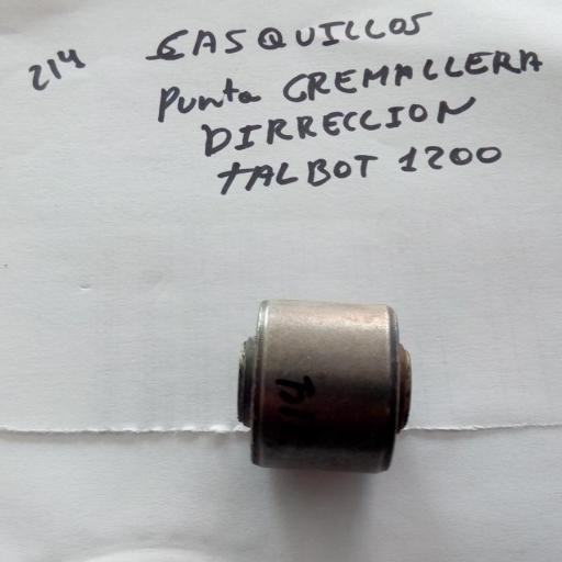 CASQUILLO PUNTA DIRECCION TALBOT 1200