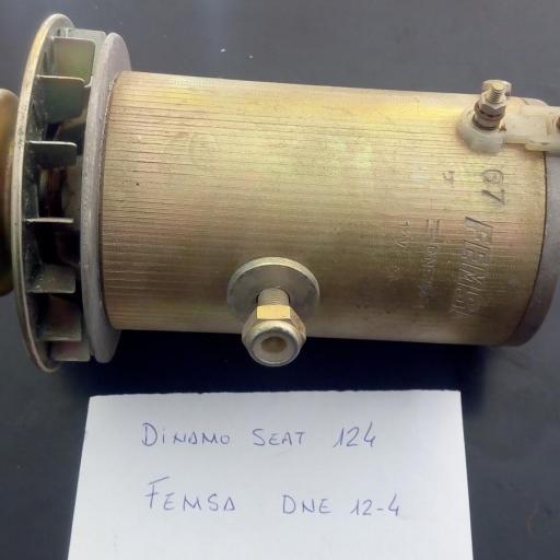 DINAMO SEAT 124