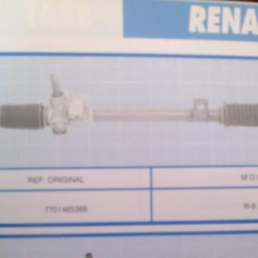 Dirección Renault 9 y 11 desde el 87 [0]