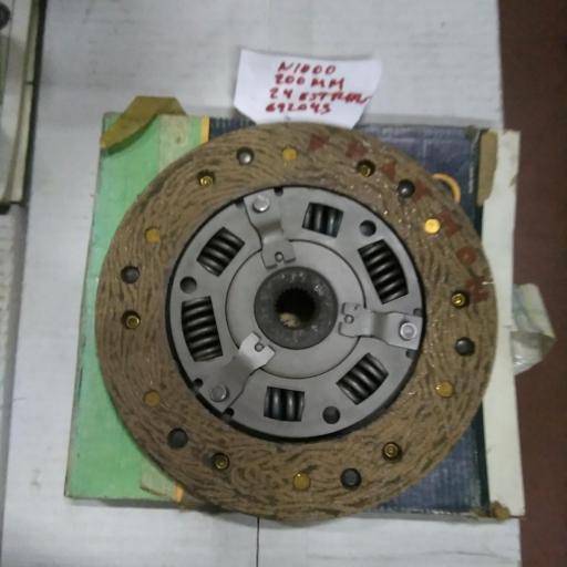DISCO EMBRAGUE N1000 200 MM